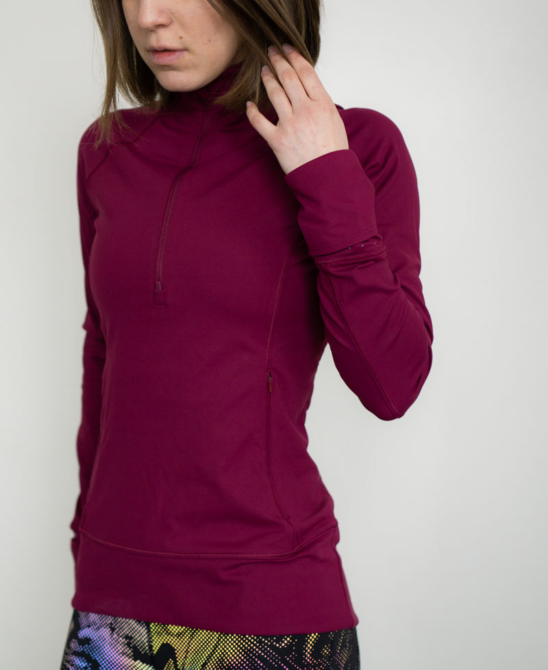 Athleta cold weather gear review