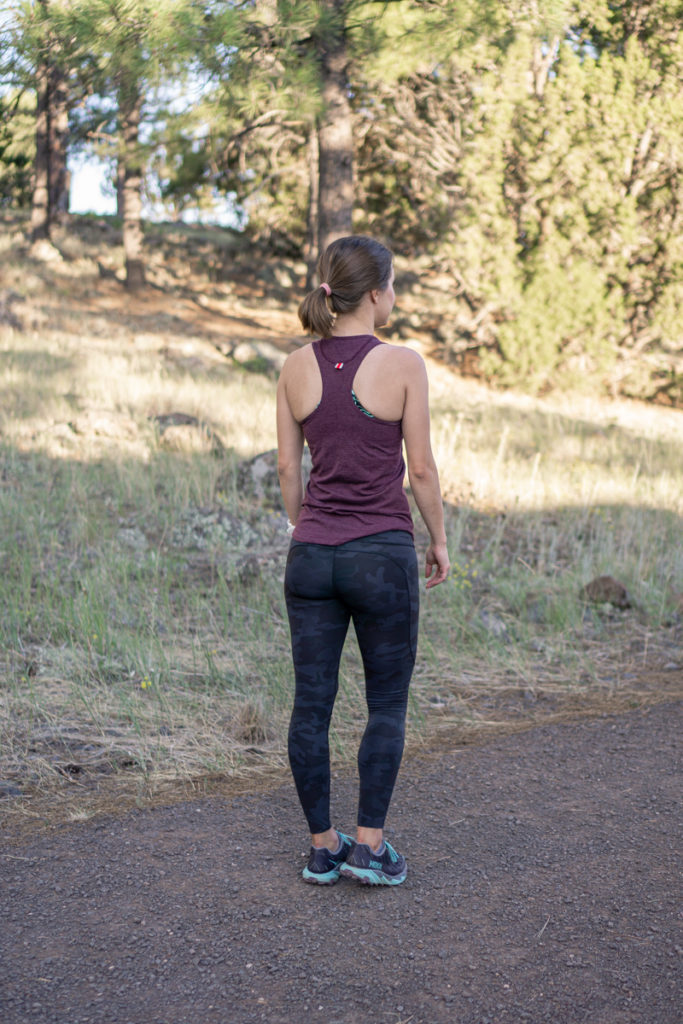 Lululemon fast and free tights review