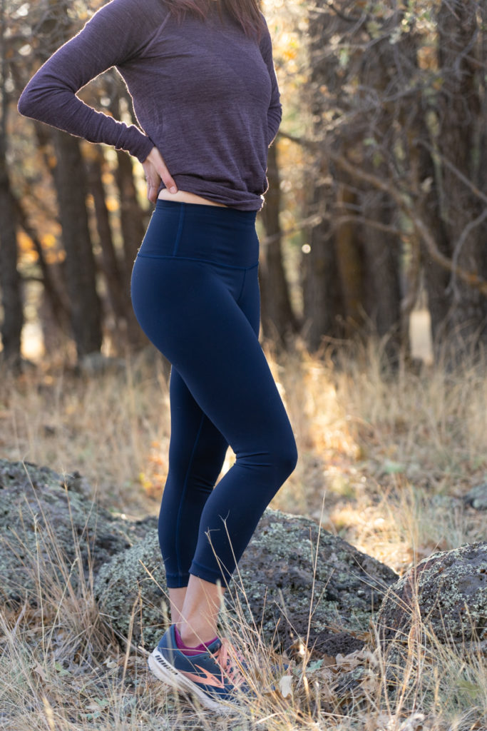 Lululemon wunder train review