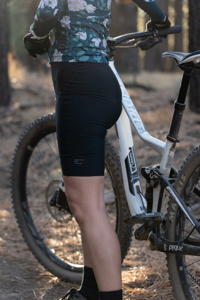 Machines for freedom essential cycling shorts