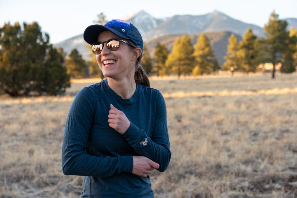 Merino running top review: Tracksmith harrier long sleeve
