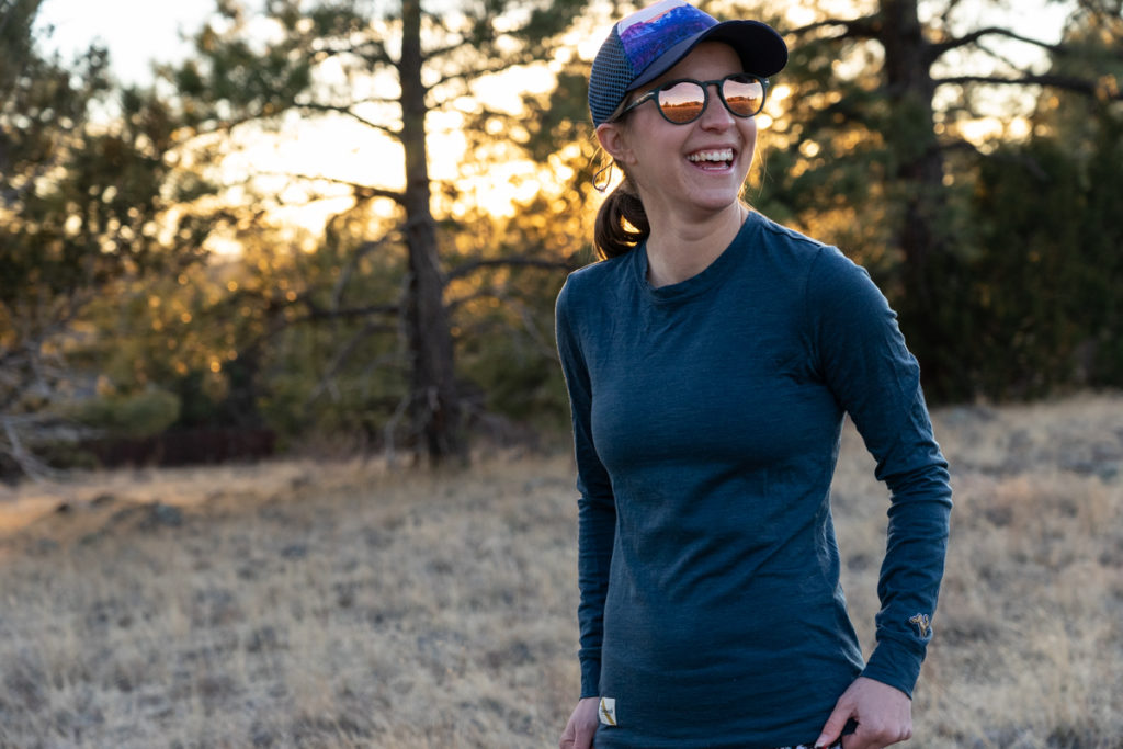Merino running top: Tracksmith harrier tee review