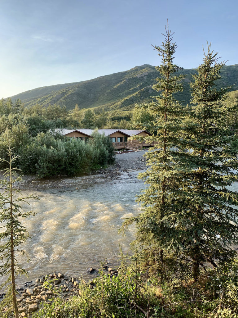 Staying at the Denali Backcountry Lodge