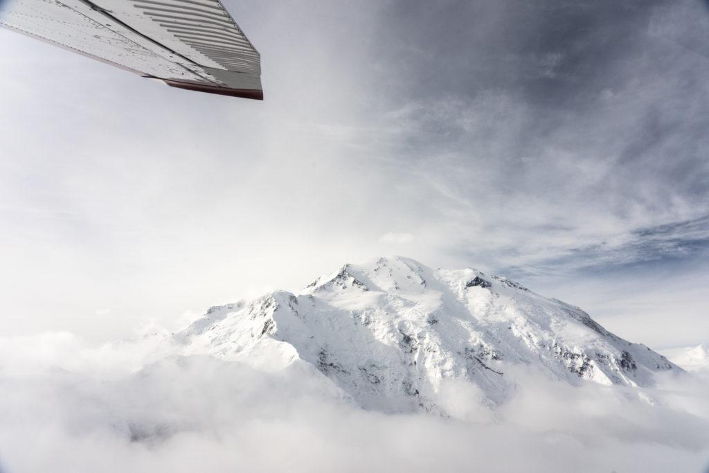Denali flightseeing tour