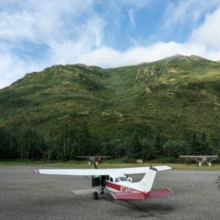 Kantishna flight seeing to Denali