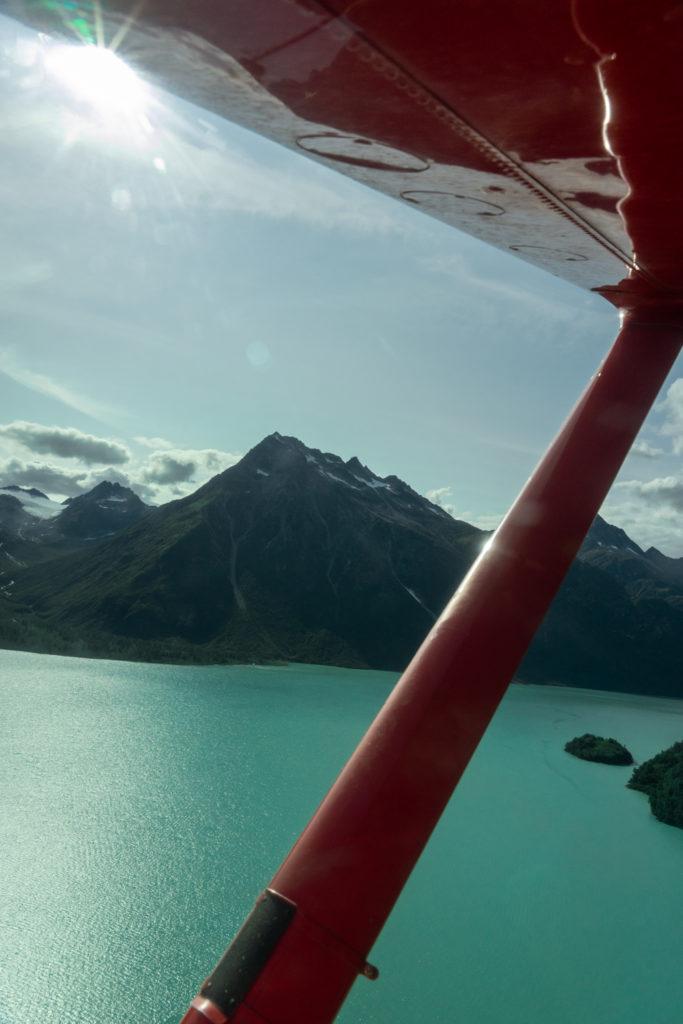 Rusts Flying Service Lake Clark National Park bear tour