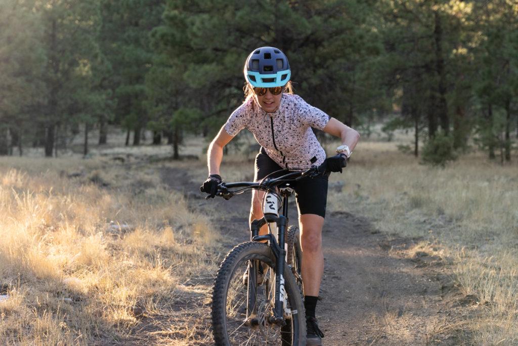 What to wear mountain biking for women