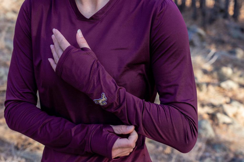 Tracksmith twilight long sleeve running tee review